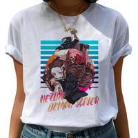 鬼滅の刃 Tシャツ 半袖 常服 カジュアル 男女兼用  Ver.10