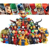 レゴ(LEGO) 互換 スーパーヒーローコレクション 42体セット