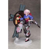 Fate/Grand Order マシュ・キリエライト グランド・ニューイヤーVer フィギュア PVC製 塗装済み完成品