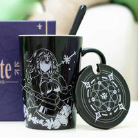 Fate/Grand Order ジャンヌ・ダルク コーヒーマグ スプーン付き Fate/Apocrypha ルーラー マグカップ