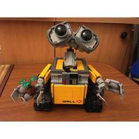 レゴ(LEGO) 互換 アイデア ウォーリー WALL-E 21303