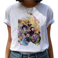 鬼滅の刃 Tシャツ 半袖 常服 カジュアル 男女兼用  Ver.4