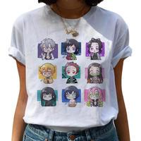 鬼滅の刃 Tシャツ 半袖 常服 カジュアル 男女兼用  Ver.14