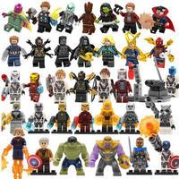レゴ(LEGO) 互換 アベンジャーズ  超豪華408体セット