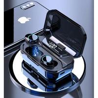 進化版Bluetooth5.0 超大容量 完全ワイヤレスイヤホン 電池残量 Hi-Fi 自動ペアリング IPX7防水 落下防止