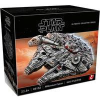 レゴ(LEGO) 互換 アイデア スターウォーズ ミレニアム ファルコン 75192相当