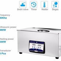超音波洗浄機 22L 超音波クリーナー 480ワット