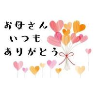 【メッセージカード】母の日カード