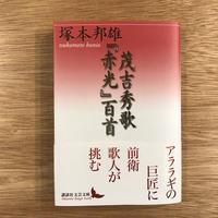 塚本邦雄『茂吉秀歌『赤光』百首』