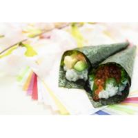 手巻き寿司(生抜き)(5本)1人前