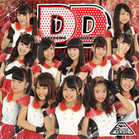 10th Single - DD - 通常盤