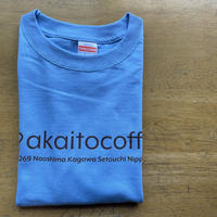 makanai Tee |SAX|アカイトコーヒーオリジナルTシャツ