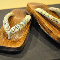 10 Zori Chaussures de kimono / Kimono shoes