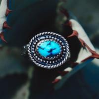 "Mystery turquoise jewelry ""MAÑA"""