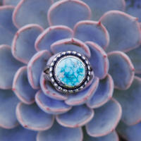 Blue spirit dream turquoise jewelry