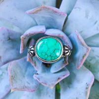 "Mystery turquoise jewelry collection  ""LĮLĮAM"""