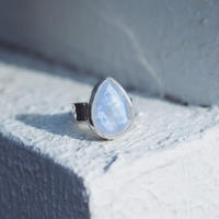 Tia drop moonstone jewelry