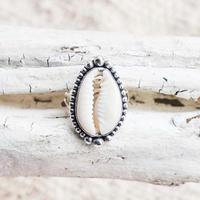 Mahalo shell ring