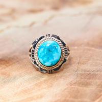 ÜAKÒKÕ  Mystery turquoise jewelry collection