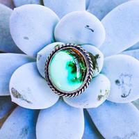 """Mystery turquoise jewelry """"LĮLĮAM """""""