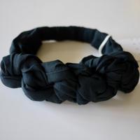 トリコN_ブラック/ヘアバンド