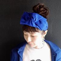 R20_ブルー/ヘアバンド