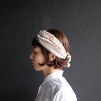 SS Botanical_beige/headband