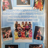 DREAM ON STAGE × FIGHTING GIRLS ~SPECIAL EDITION~VOL.2