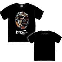 HAOMING×BJWデスマッチマスクTシャツ