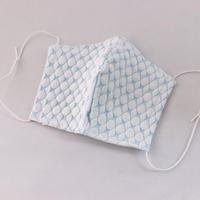 PST 洗える抗菌ファッションマスク (クールポケット付き)  ストレッチ織物