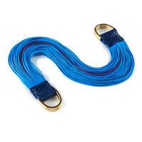 HYLAS SCARF BELT BLUE