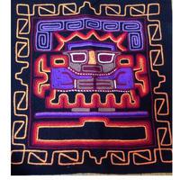 ペルー刺繍クッションカバー
