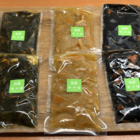参州楼の手作りお惣菜セット 3種x各2パック