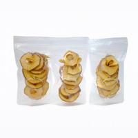 【送料無料】無砂糖・無添加 厚切りりんご(50g) 3袋セット
