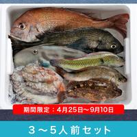 瀬戸内からの贈り物【3~5人前セット】