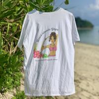 旅するヨガガール Tシャツ