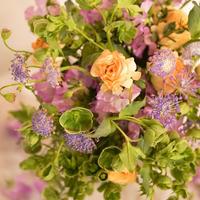 季節のお花のブーケ Midi