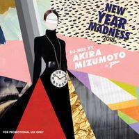 """AKIRA MIZUMOTO MIX-CD """"NEW YEAR MADNESS 2018"""""""