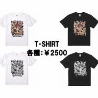 vapeworld AKITSU 2nd anniversary Design T-shirt