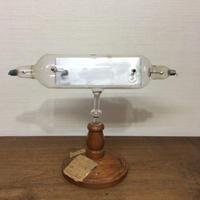 クルックス管(実験用真空放電管)