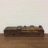 備前焼の電車