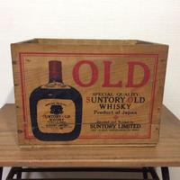 ウイスキー木箱
