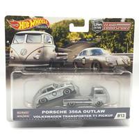 ホットウィール チームトランポート ポルシェ 356A VW T1 ピックアップ