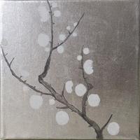 銀の梅の木   小