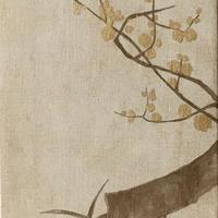 梅の木 右