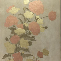 四季草花図 1