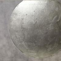 オーダー作品 K様専用 銀の月