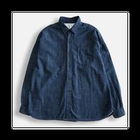 No.004 台襟付きシャツカラー