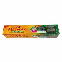 ダブールメスワック歯磨き50g Dabur MESWAK PURE MISWAK EXTRACT TOOTHPASTE