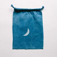 NDIGO 巾着Mサイズ / MOON NO.1